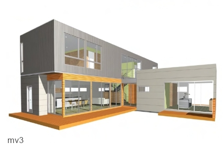 PieceHomes mv3 prefab home.